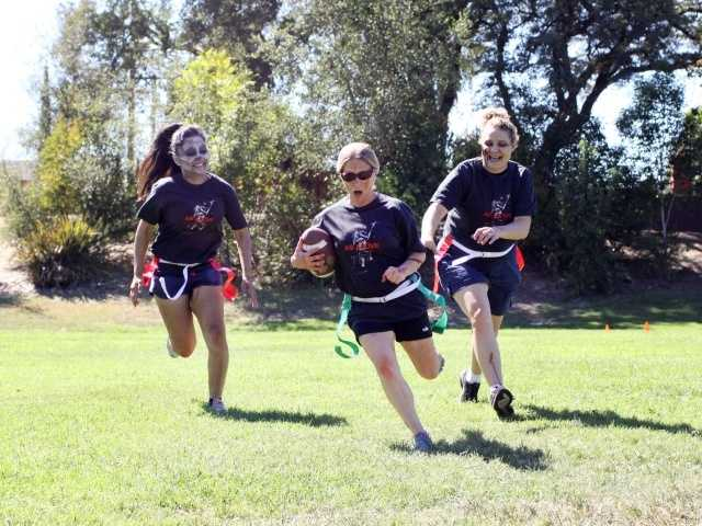 What: 2nd Annual Zombies vs. Humans Flag Football EventWhere: Fair Oaks ParkWhen: Sun 10:30am-5pmClick here for more information on this event.