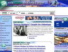 2000: Continues to expands its digital horizons, launching thekcrachannel.com on Feb. 29, 2000.