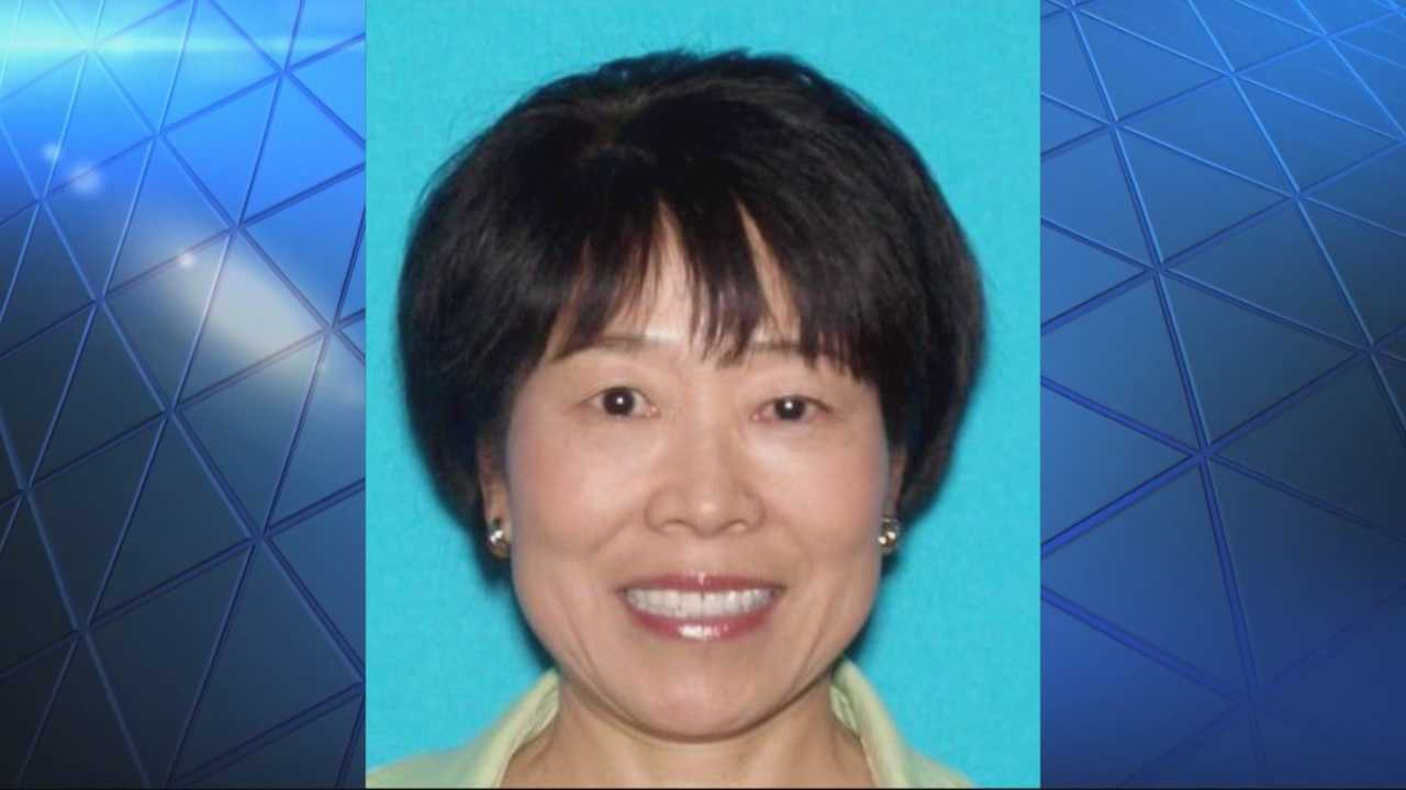 A Folsom woman has is still missing after she disappeared while hiking with a group in the Sierra National Forest in Fresno County, just miles from a growing fire.