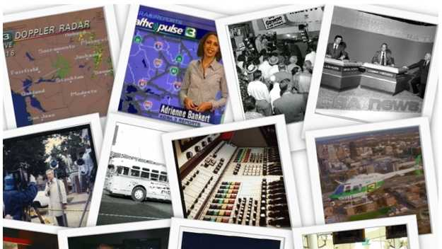Take a look back on 60 years of news, weather and traffic at KCRA Channel 3.