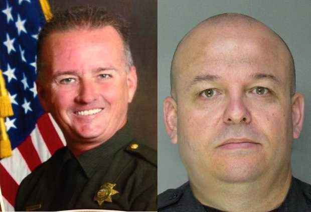 Three Northern California deputies were shot on Oct. 24, 2014 during a six-hour crime spree through Sacramento and Placer counties. The police chase finally ended in Auburn when the suspect and his wife were taken into custody at a home near Placer High School. Placer County deputy Mike Davis and Sacramento County deputy Danny Oliver were killed.