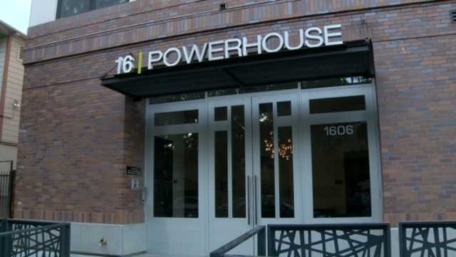Powerhouse building in Midtown Sacramento.