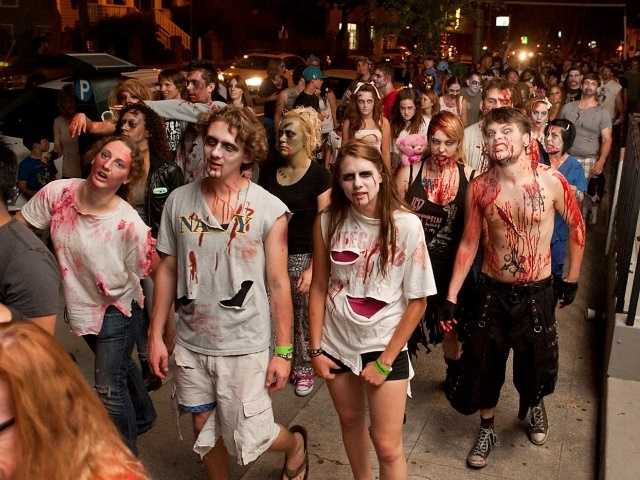 What: Sacramento Zombie Walk and Carnival of the DeadWhere: Roosevelt ParkWhen: Sat 4pm-11pmClick here for more information about this event.