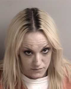 Rachel Neill was arrested on charges of maintaining a residence for sale of narcotics, possession of false compartment to conceal narcotics, possession of heroin with intent to sale and possession of narcotics paraphernalia, deputies said.