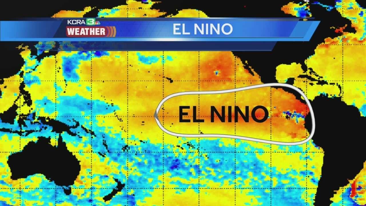 KCRA 3 Weather meteorologist Dirk Verdoorn explains what the El Nino actually is and gives an update on what it could mean for NorCal.
