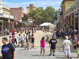 What: Gold Rush Days 2015Where: Old SacramentoWhen: Fri 9am-4pm&#x3B; Sat &Sun11am-7pm&#x3B; Mon11am-5pmClick here for more information about this event.