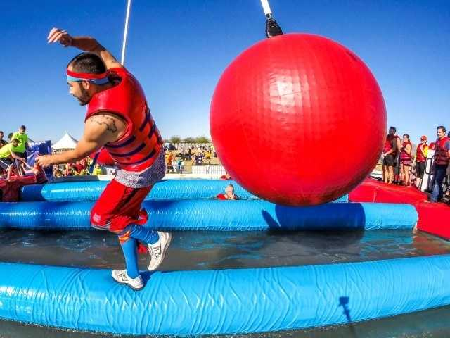 What: WIPEOUT Run SacramentoWhere: Cal ExpoWhen: Sat 7:30am-5pmClick here for more information about this event.