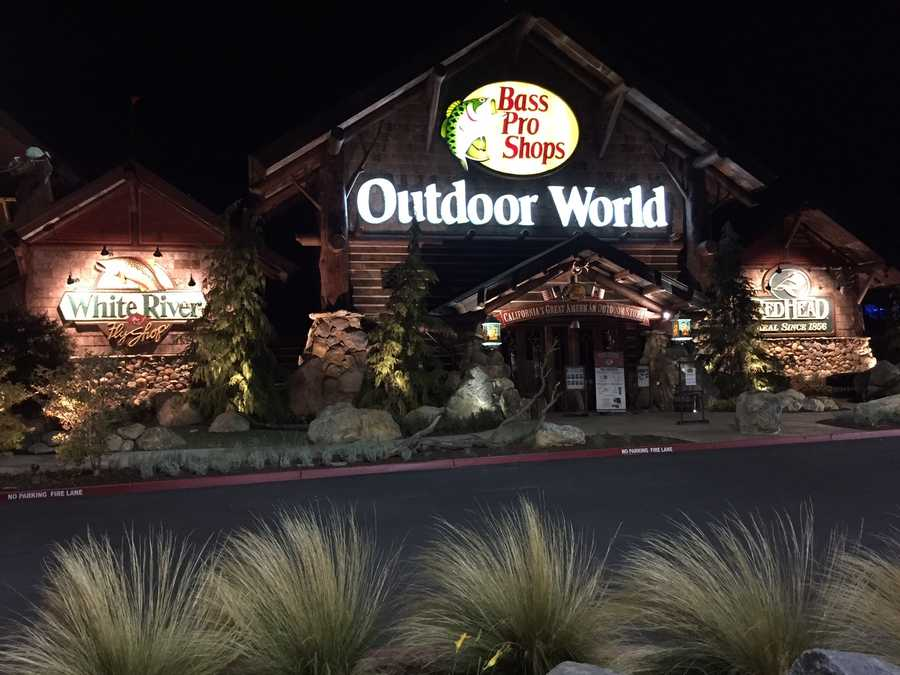 Bass Pro Shops is opening its third California store Wednesday in Rocklin, featuring tons of fun, top-notch, outdoor equipment. Here are 7 things you should know about the new shop.