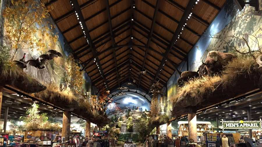7 Things To Know About Rocklin 39 S Bass Pro Shops