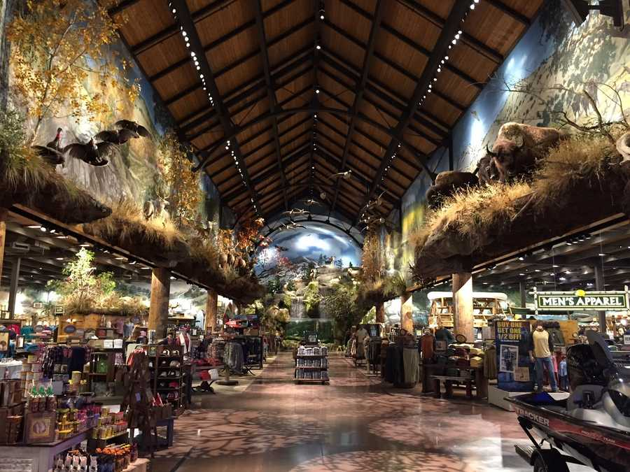 7 things to know about Rocklins Bass Pro Shops