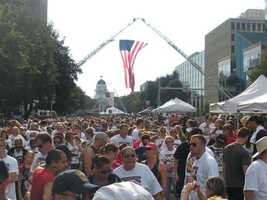 What: Run to Remember 5K and 10K: 9/11 Memorial RunWhere: Capitol Mall GreensWhen: Sun 9:11amClick here for more information about this event.