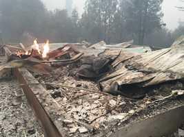 Butte Fire (Sept. 13, 2015)