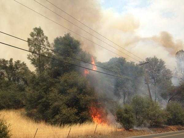 Butte Fire (Sept. 13, 2015)