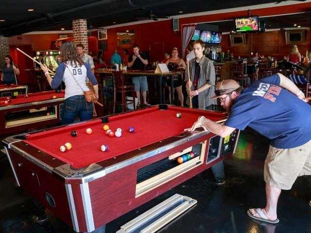 What: 2nd Annual Tournament of Bar GamesWhere: Republic Bar and GrillWhen: Sat 1pm-4pmClick here for more information about this event.