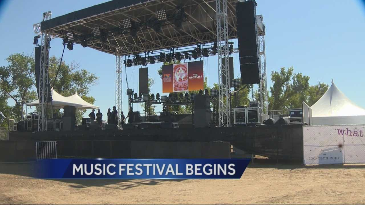 The TBD festival in West Sacramento kicked off on Friday and just in its second year is gaining national attention.