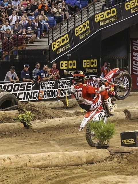 What: EnduroCrossWhere: Sleep Train ArenaWhen: Sat 7:30pmClick here for more information about this event.