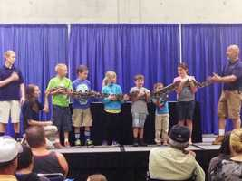 What: Sacramento Reptile Show 2015Where: Sacramento Convention CenterWhen: Sat 10am-5pm&#x3B; Sun 10am-4pmClick here for more information about this event.