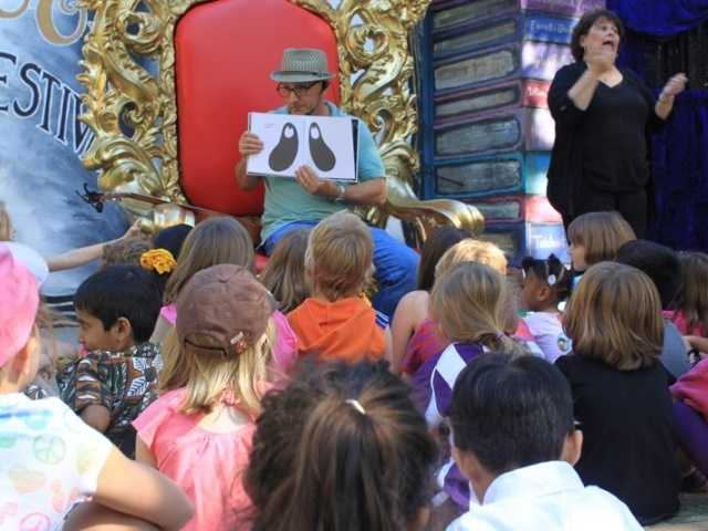What: ScholarShare Children's Book FestivalWhere: Fairytale TownWhen: Sat & Sun 10am-4pmClick here for more information about this event.