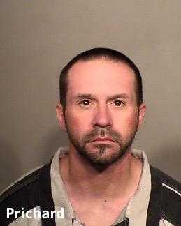 Allen Prichard, 38, was arrested on suspicion of burglary, auto theft and various other charges in connection with a string of home burglaries in Modesto, police said.