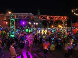 What: Folsom Glow RunWhere: Historic Old FolsomWhen: Sat 7:45pm-9:45pmClick here for more information about this event.