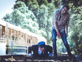 What: Zombie Train: EvacuationWhere: Sacramento RiverTrain - West SacramentoWhen: Fri & Sat 7pm & 8pmClick here for more information about this event.