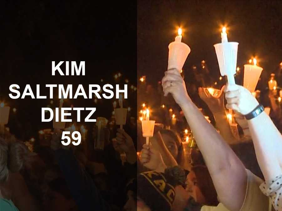 Kim Saltmarsh Dietz, 59