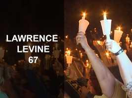 Lawrence Levine, 67