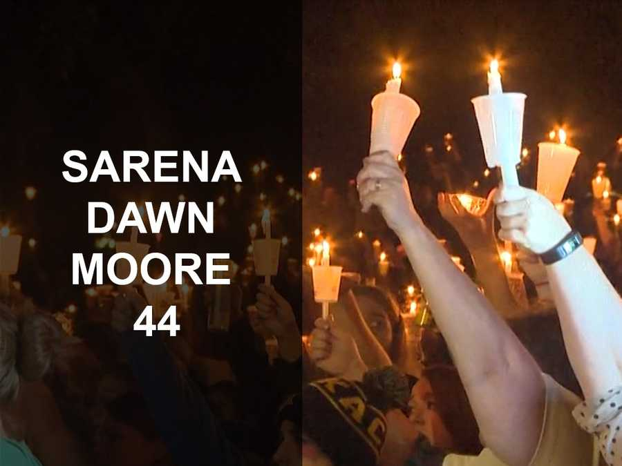 Sarena Dawn Moore, 44