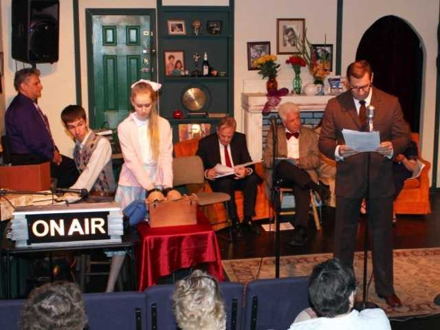 What: Folsom Old Tyme Radio ShowWhere: Sutter Street TheatreWhen: Sat 4pmClick here for more information about this event.