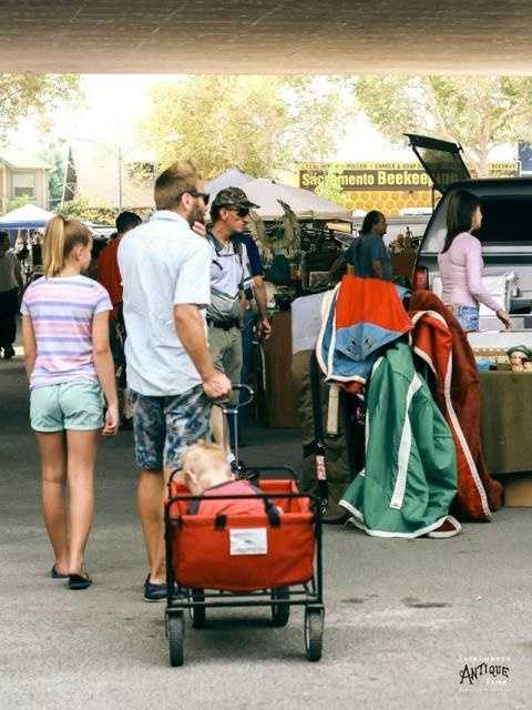 What: Sacramento Antique Faire (October)Where: Sacramento Outdoor Marketplace (21st Street)When: Sun 6:30am-3pmClick here for more information about this event.