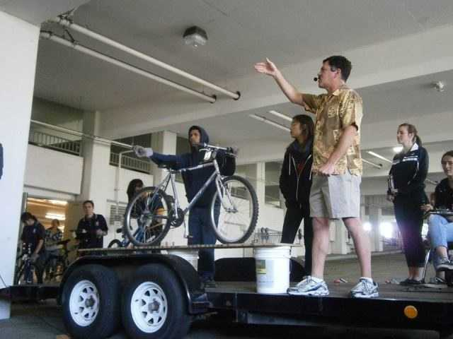 What: UC Davis Bike AuctionWhere: Pavilion Parking StructureWhen: Sat 7:30am-1pmClick here for more information about this event.