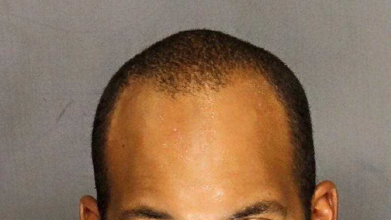 Julian Bryant, 30, was arrested for stalking and assaulting a Stockton police officer on Tuesday, Oct. 13, 2015, the Stockton Police Department said.