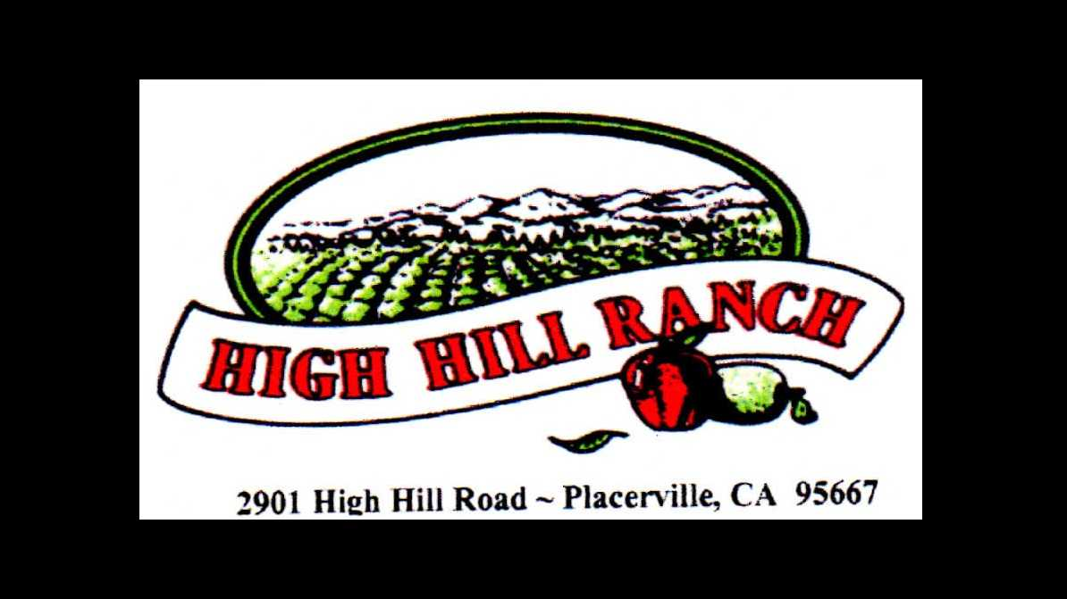 High Hill Ranch logo