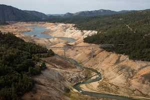 Lake Oroville was at 48 percent of historical average, or 29 percent of total capacity as of Oct. 23, according to the California Department of Water Resources.