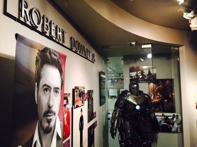 Acclaimed actor Robert Downey Jr. moved to Los Angeles when he was 13 years old. Perhaps the most well-known role for Downey is Tony Stark, a.k.a. Iron Man.