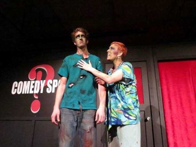 What: Zombie The MusicalWhere: The Sacramento Comedy SpotWhen: Fri 9pm&#x3B; Sat 8pm & 10pmClick here for more information about this event.