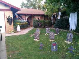 Photo shared by R.S. White.You can SHARE your Halloween photos with KCRA on uLocal.