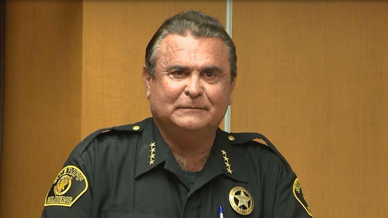 Sheriff Gary Kuntz