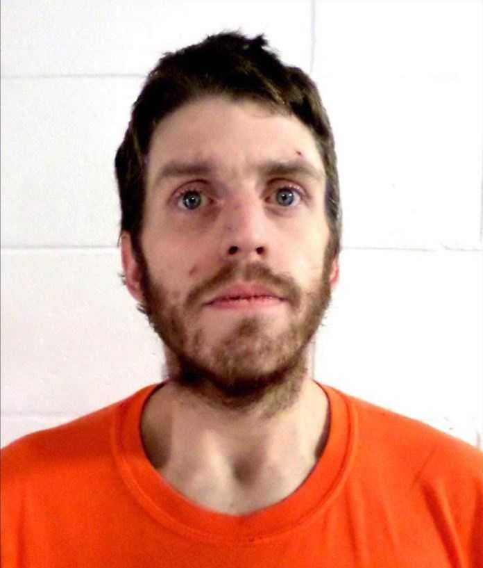Calen Ryan Dane, 26, was arrested on attempted murder charges, according to police.