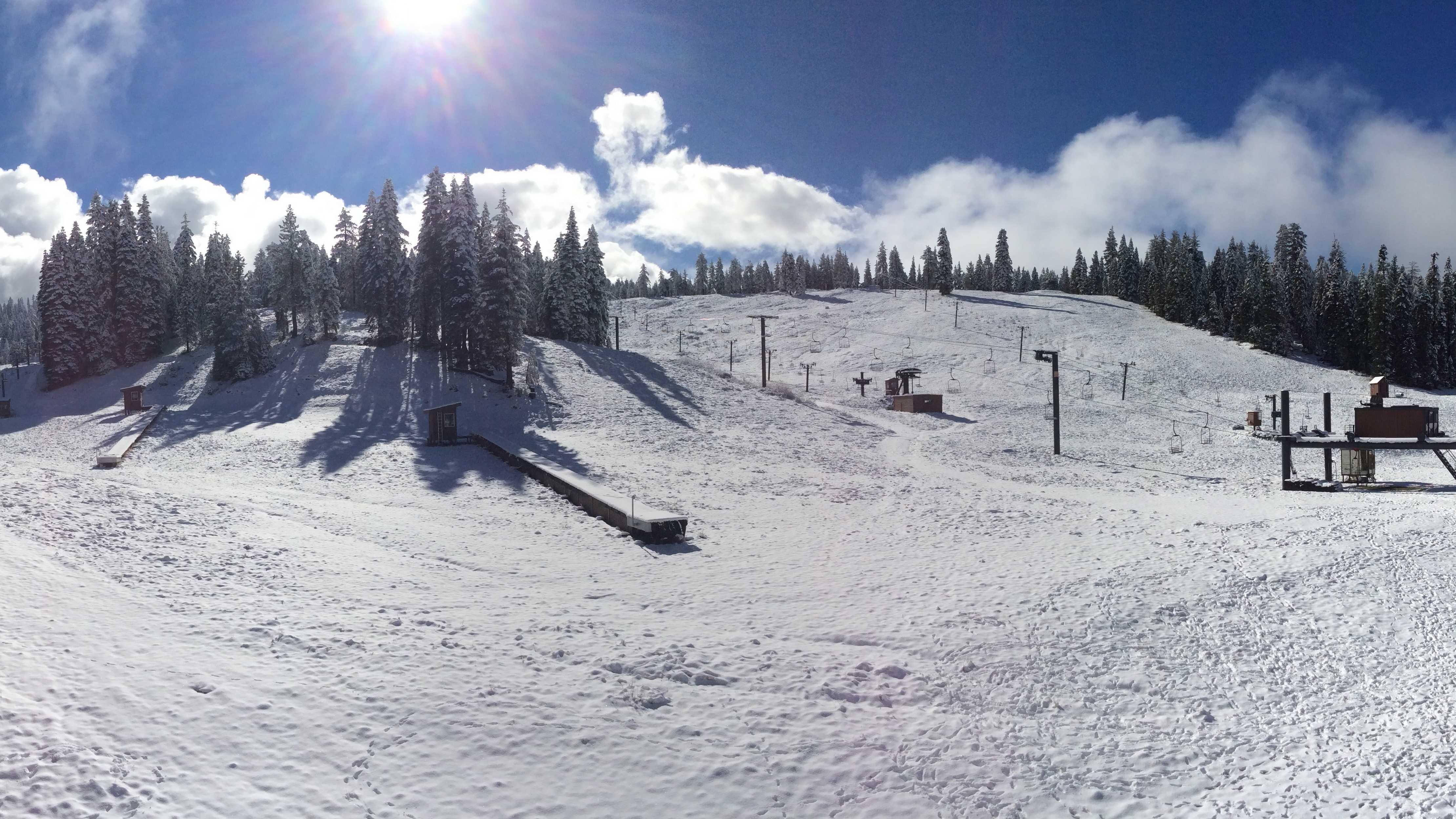 Dodge Ridge Ski Area