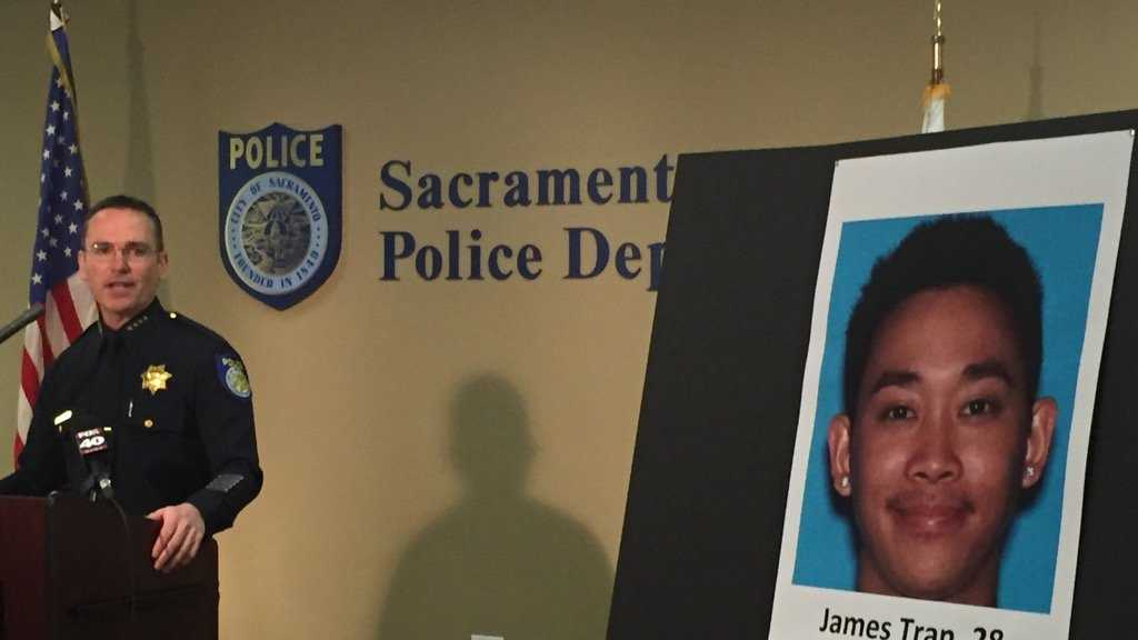 James Tran, 28, of Elk Grove was arrested in connection with the stabbing of Hometown Hero Spencer Stone.