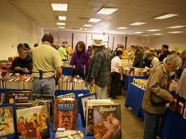 What: Sacramento SPCA Fall Book SaleWhere: Country Club PlazaWhen: Fri-Sat 10am-6pm&#x3B; Sun 11am-5pmClick here for more information about this event.