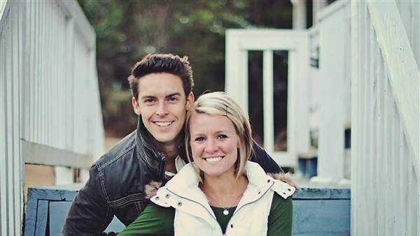 Davey and Amanda Blackburn
