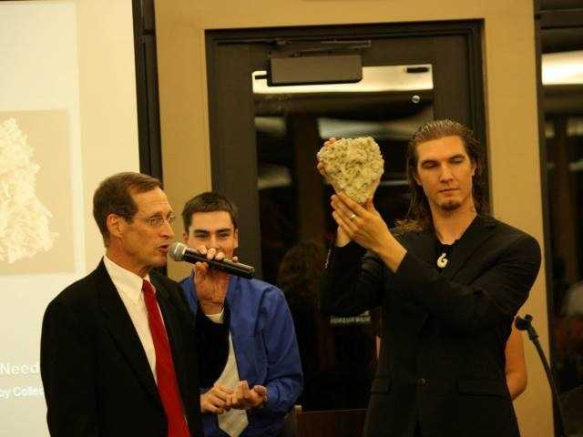 What: Sacramento State's Geology's Rock AuctionWhere: Sacramento State (CSUS) - Alumni CenterWhen: Fri 6pm-8:30pmClick here for more information about this event.