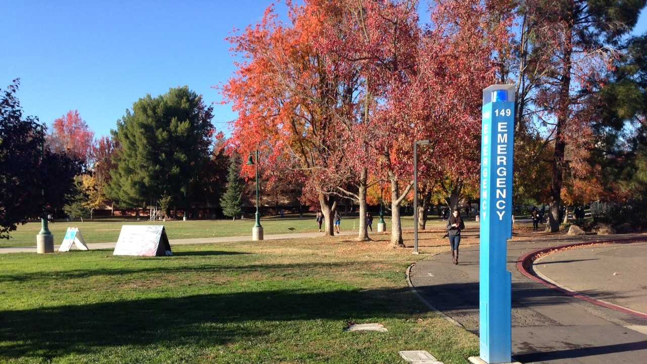 A Sacramento State student was sexually assaulted Sunday, Nov. 22, 2015, on campus in the River Front Center Quad, university police said.