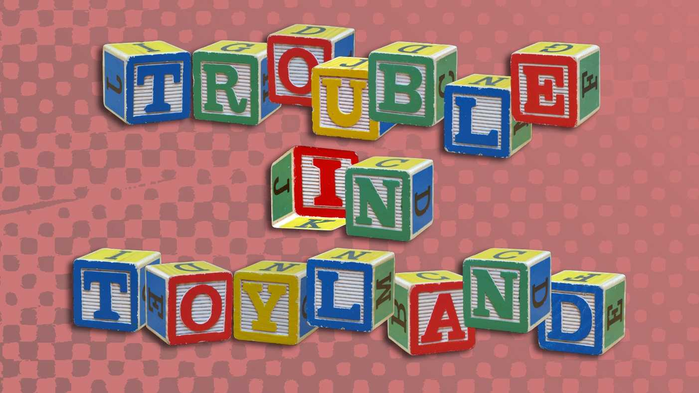 Trouble in Toyland annual consumer report