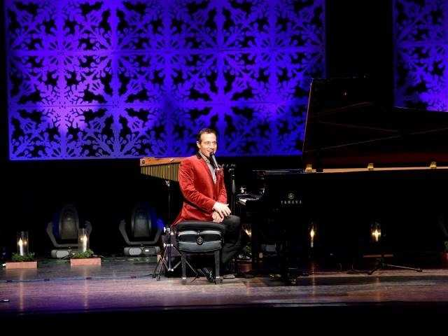 What: Jim Brickman: Comfort and Joy Holiday TourWhere: Crest TheatreWhen: Sat 8pmClick here for more information about this event.