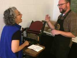 What: Letterpress Drop-In: Holiday CardsWhere: Delta WorkshopWhen: Sun 1pm-3pmClick here for more information about this event.