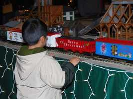 What: Small Train HolidayWhere: California State Railroad MuseumWhen: Fri & Sat 10am-5pmClick here for more information about this event.