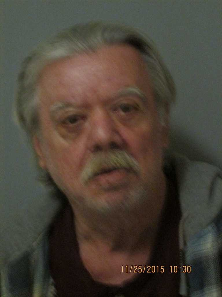 "Stephen Louis Busch, 65, was arrested after Oakdale police said he left more than 40 notes on a fence in an alley soliciting sex from ""young boys,"" officers said."